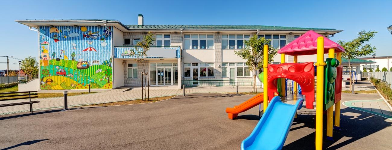 Souvent Arredi urbani, per scuole e giochi per parchi AJ83